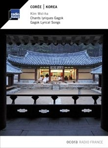 Korea-Chants Lyriques Gagok