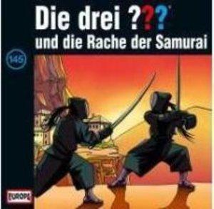 Die drei ??? 145 und die Rache der Samurai (drei Fragezeichen)