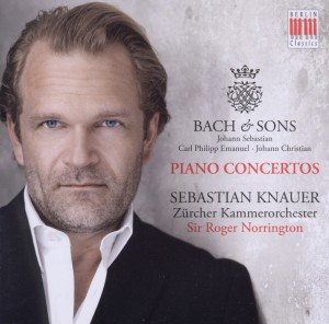 Bach & Sons-Piano Concertos
