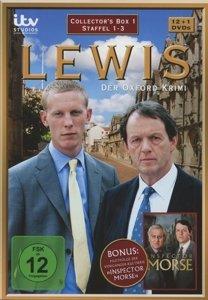 Lewis - Der Oxford Krimi