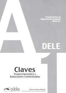 DELE Nivel A1. Lösungsschlüssel zum Übungsbuch