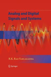 Analog and Digital Signals and Systems