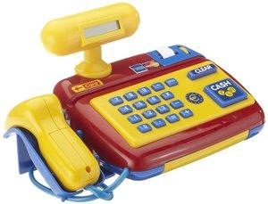 Theo Klein 9330 - Elektronische Kasse mit Scanner