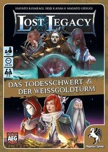 Lost Legacy: Todesschwert&Weißgoldturm