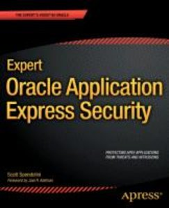 Expert Oracle Application Express Security