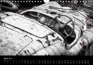 Dilapidated - UK-Version (Wall Calendar 2015 DIN A4 Landscape)