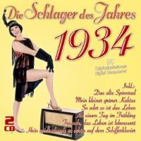 Die Schlager Des Jahres 1934 - zum Schließen ins Bild klicken