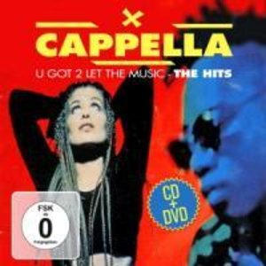 U Got 2 Let The Music-The Hits.2CD+DVD
