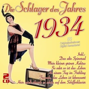 Die Schlager Des Jahres 1934