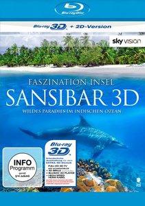 Sansibar 3D - Wildes Paradies im Indischen Ozean