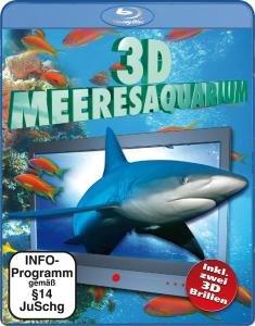 3D Meeresaquarium