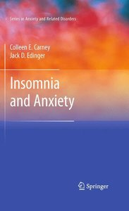 Insomnia and Anxiety