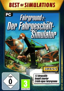 Best of Simulations: Fairground 2: Der Fahrgeschäft-Simulator