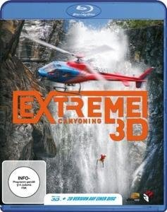 Extreme Canyoning 3D (Blu-ray