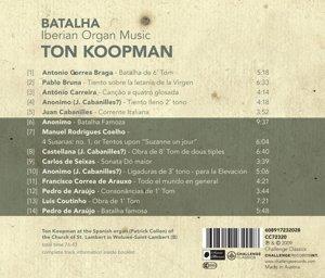 Batalha-Iberian Organ Music