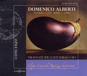 VIII Sonaten Für Cembalo,op.1