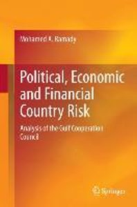 Political, Economic and Financial Country Risk