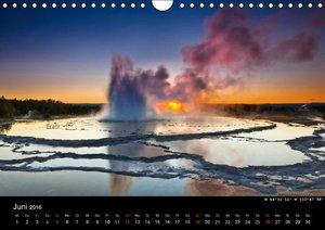 Wild, Wild Places 2016 (Wandkalender 2016 DIN A4 quer)