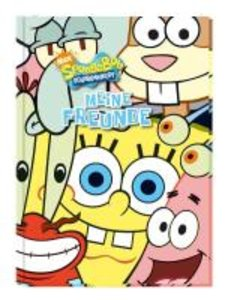 SpongeBob Freundebuch