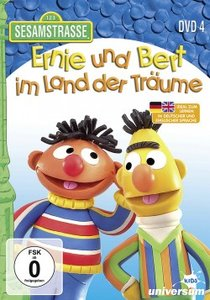 Ernie und Bert im Land der Träume DVD 4