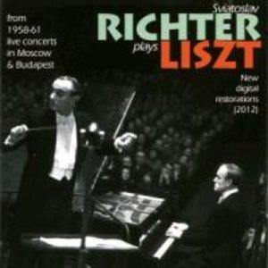 Sviatoslav Richter spielt Liszt