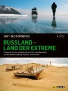 360° - Geo Reportage - Russland - Land der Extreme