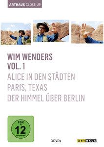 Wim Wenders Arthaus Close-Up