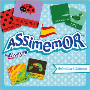 ASSiMEMOR Animales & Colores (Tiere & Farben)