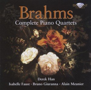 Brahms,Piano Quartets