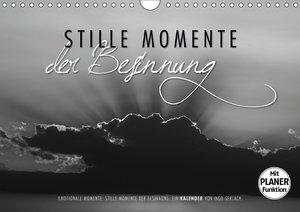 Emotionale Momente: Stille Momente der Besinnung