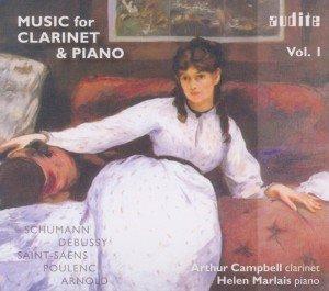 Musik Für Klarinette & Klavier