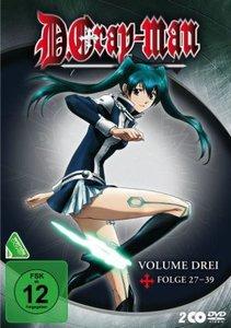 D.Gray-Man Vol.3