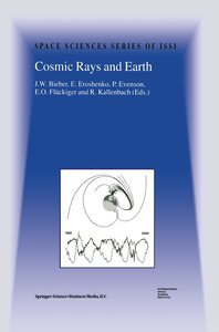 Cosmic Rays and Earth