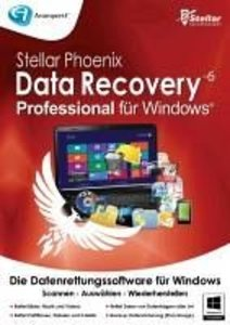 Stellar Phoenix Data Recovery - Professional für Windows