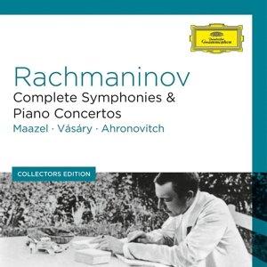 Rachmaninoff: Symphonies/Piano Concertos