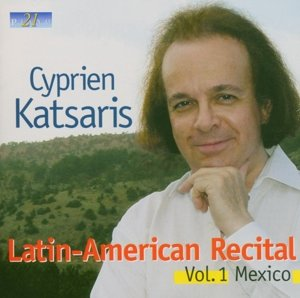 Latin-American Recital Vol.1 Mexico