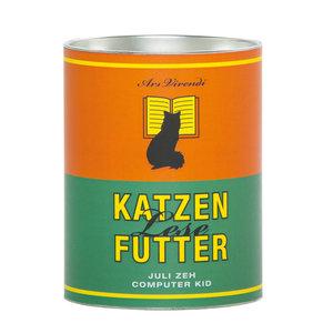 KatzenLeseFutter - Zeh, Computer Kid