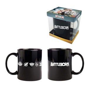 Battleborn - Tasse / Kaffeebecher Factions - Schwarz