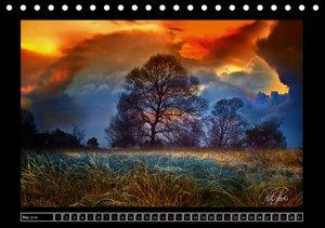 Zwischenwelten, Zeiten zwischen Tag und Nacht (Tischkalender 201