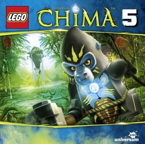 LEGO - Legends of Chima (CD 5)