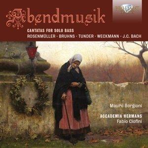 Abendmusik-Cantatas For Solo Bass