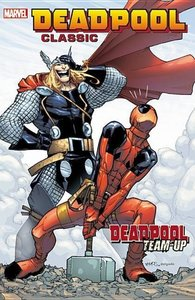 Deadpool Classic Vol. 13