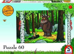 Grüffelo: Der Grüffelo trifft die Maus. Puzzle