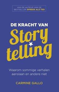 De kracht van storytelling / druk 1