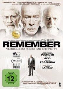 Remember - Vergiss nicht, dich zu erinnern