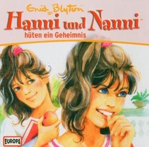 Hanni und Nanni 23. Hüten ein Geheimnis. CD
