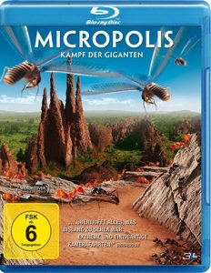Micropolis - Kampf der Giganten