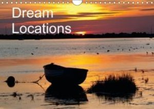 Dream Locations (Wall Calendar 2015 DIN A4 Landscape)