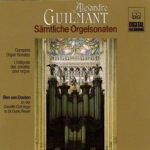 Sämtliche Orgelsonaten (GA)