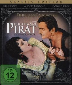 Der Schwarze Pirat-The Black Pirate
